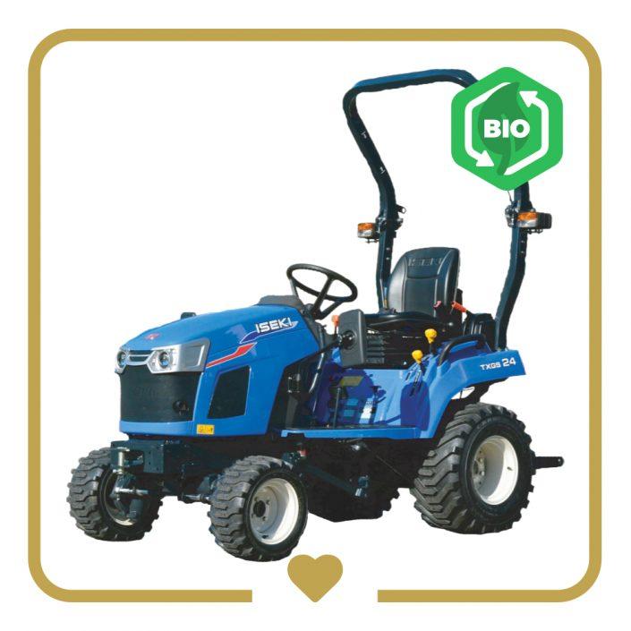 Iseki TXGS24 Compact Tractor
