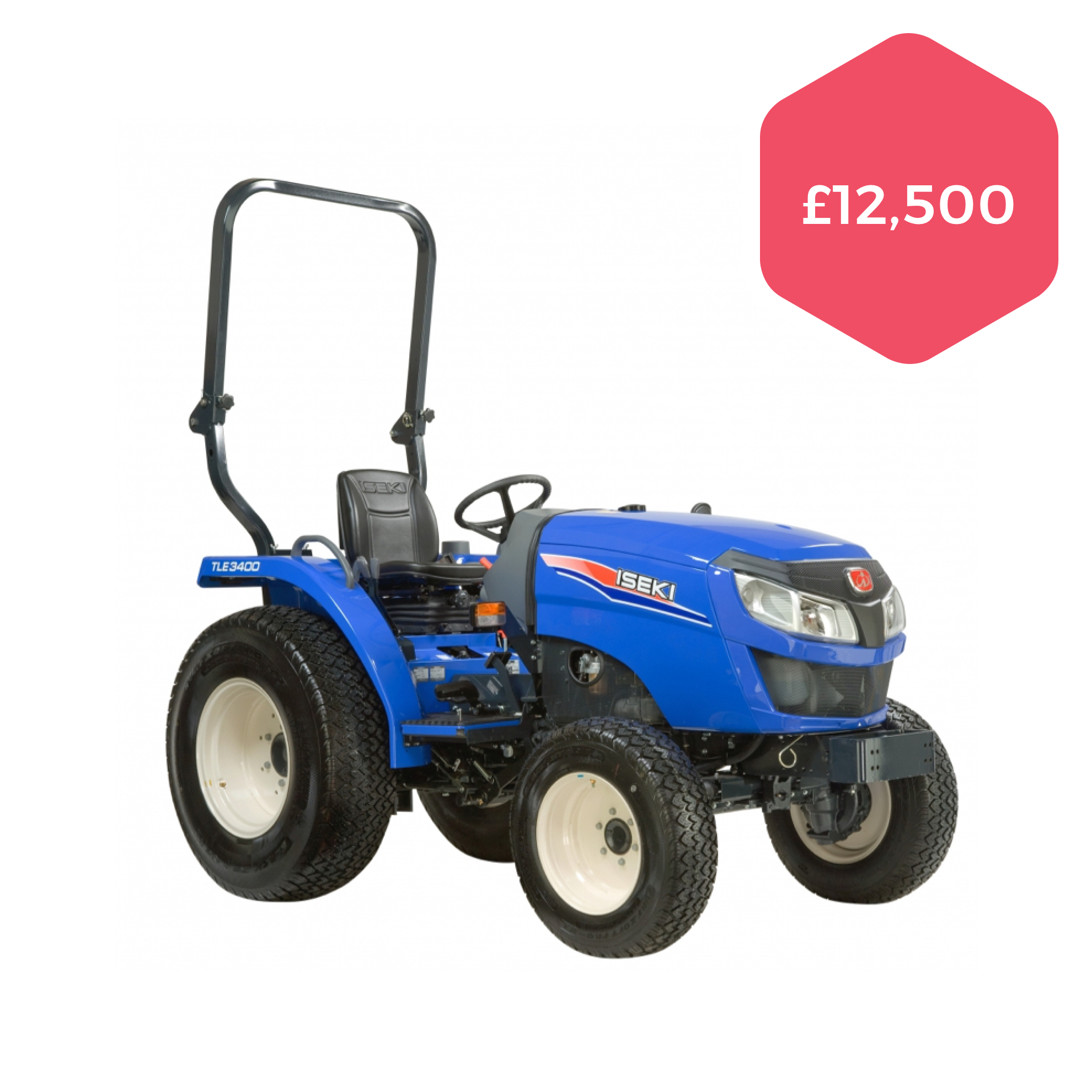 Iseki TLE3400 Compact Tractor