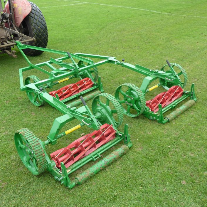 Lloyds Leda Trio Gang Mower