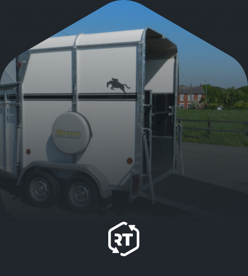 Bateson Horsebox Trailer