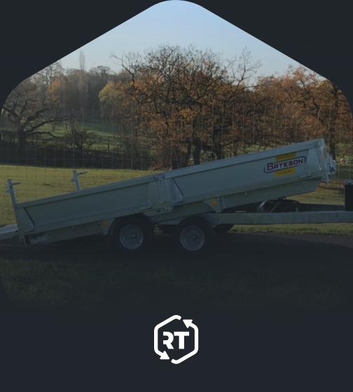 Bateson Hydraulic Tilt Trailer