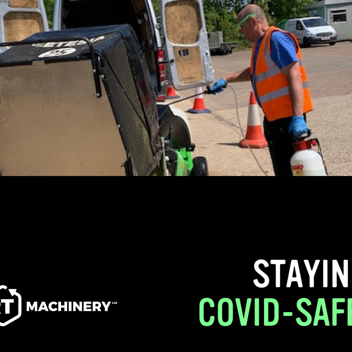 Staying COVID-Safe