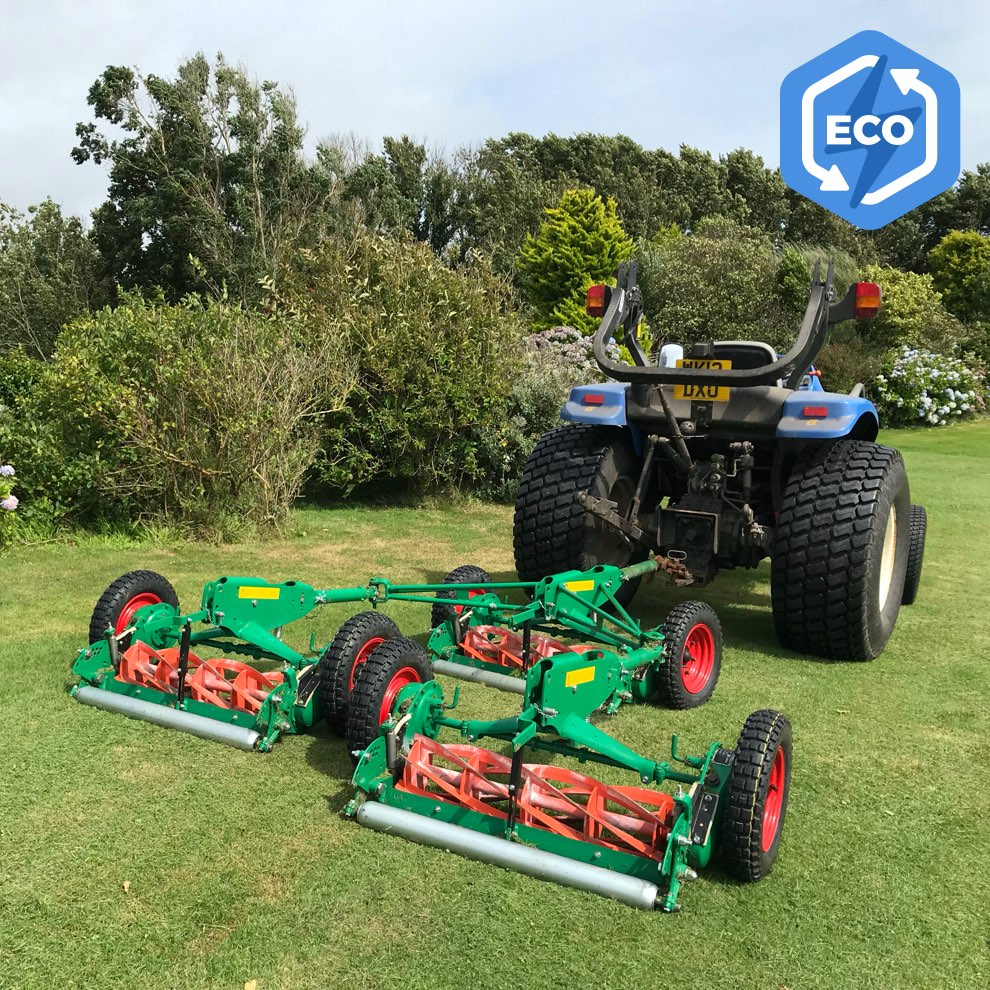 RTM Remanufactured Gang Mowers