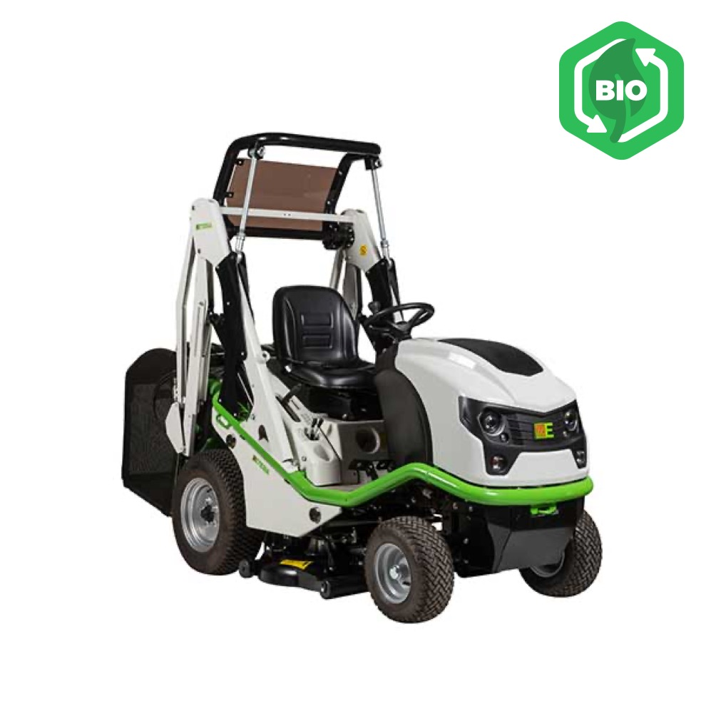 Etesia Buffalo 124 BVHP2 Ride-on Mower