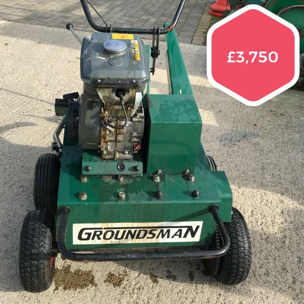Groundsman Industries Aerator 460