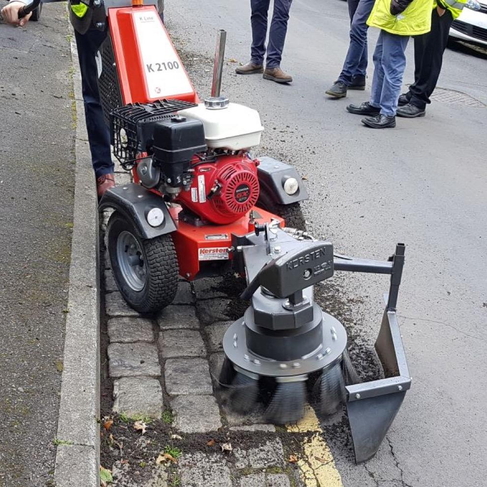 Kersten K2100 Tractor