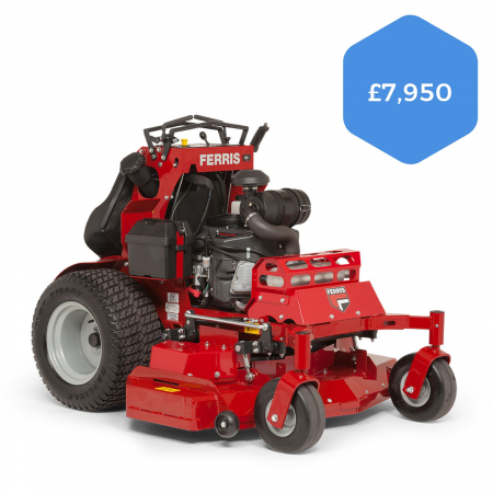 """Ferris SRS Z1 48"""" Stand-on Mower"""