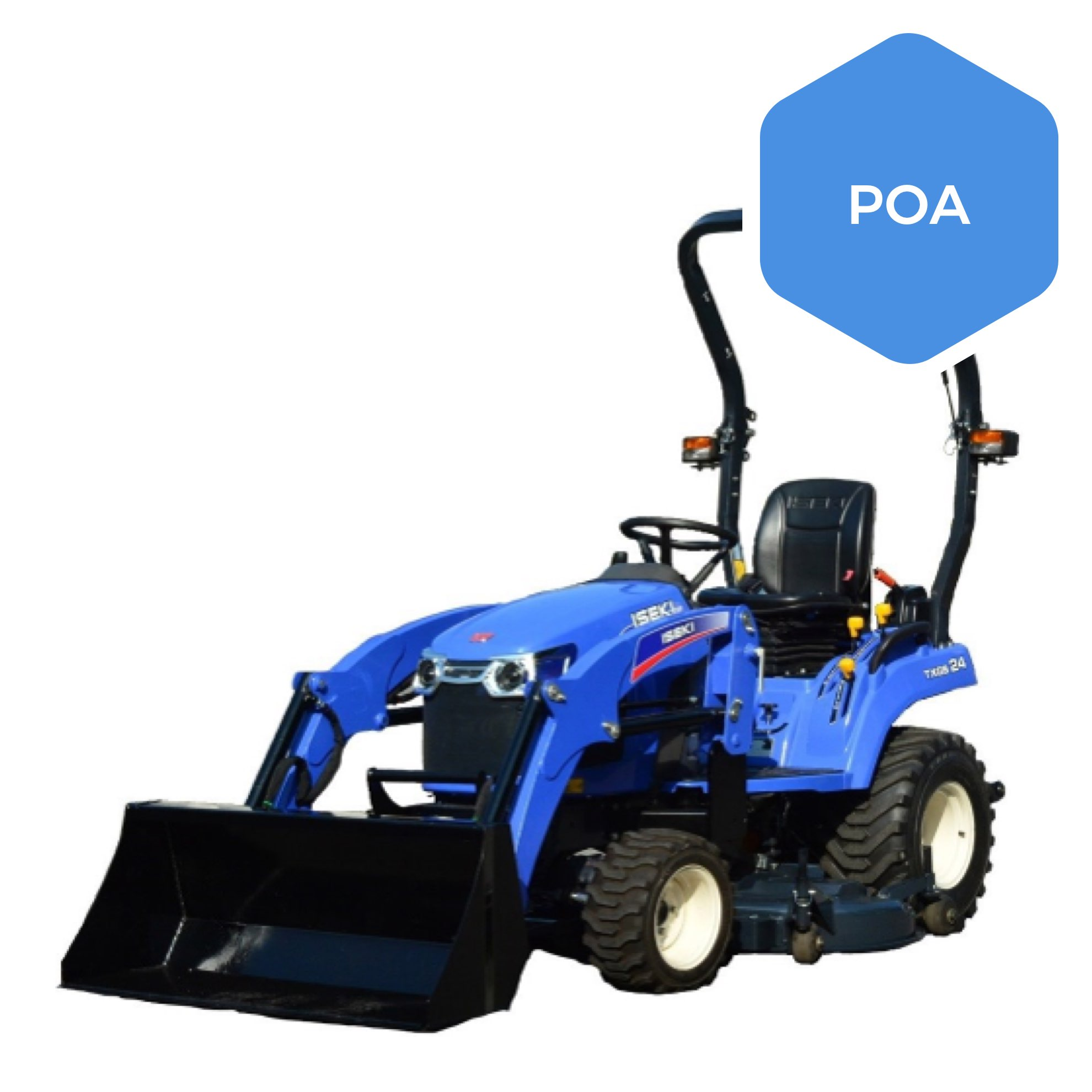 Iseki TXGS24 Compact Tractor with FREE Front Loader