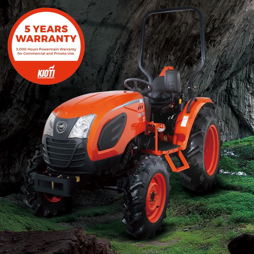 Kioti DK4510 Compact Tractor