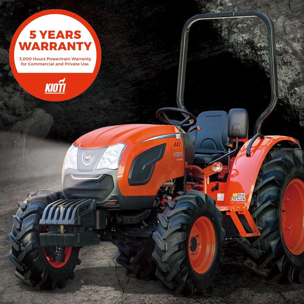 Kioti DK5010 Compact Tractor