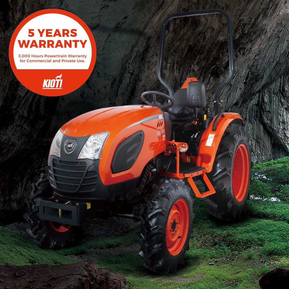 Kioti CK4010 Compact Tractor