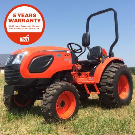 Kioti CK4420 Compact Tractor