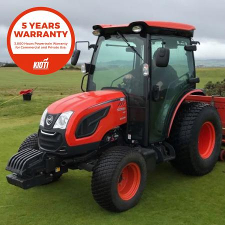 Kioti DK6010CH Compact Tractor