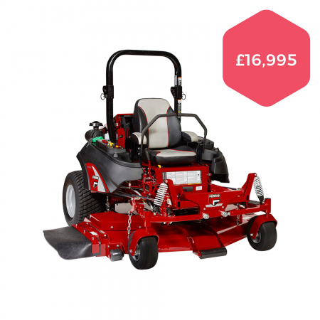 Used Ferris IS 5100Z Zero-turn Mower