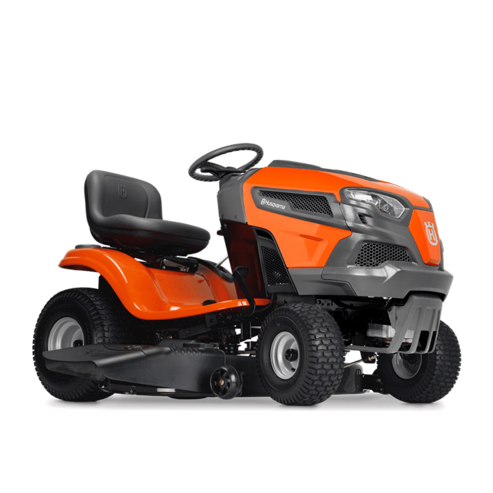 Husqvarna TS 142T Petrol-powered Garden Tractor