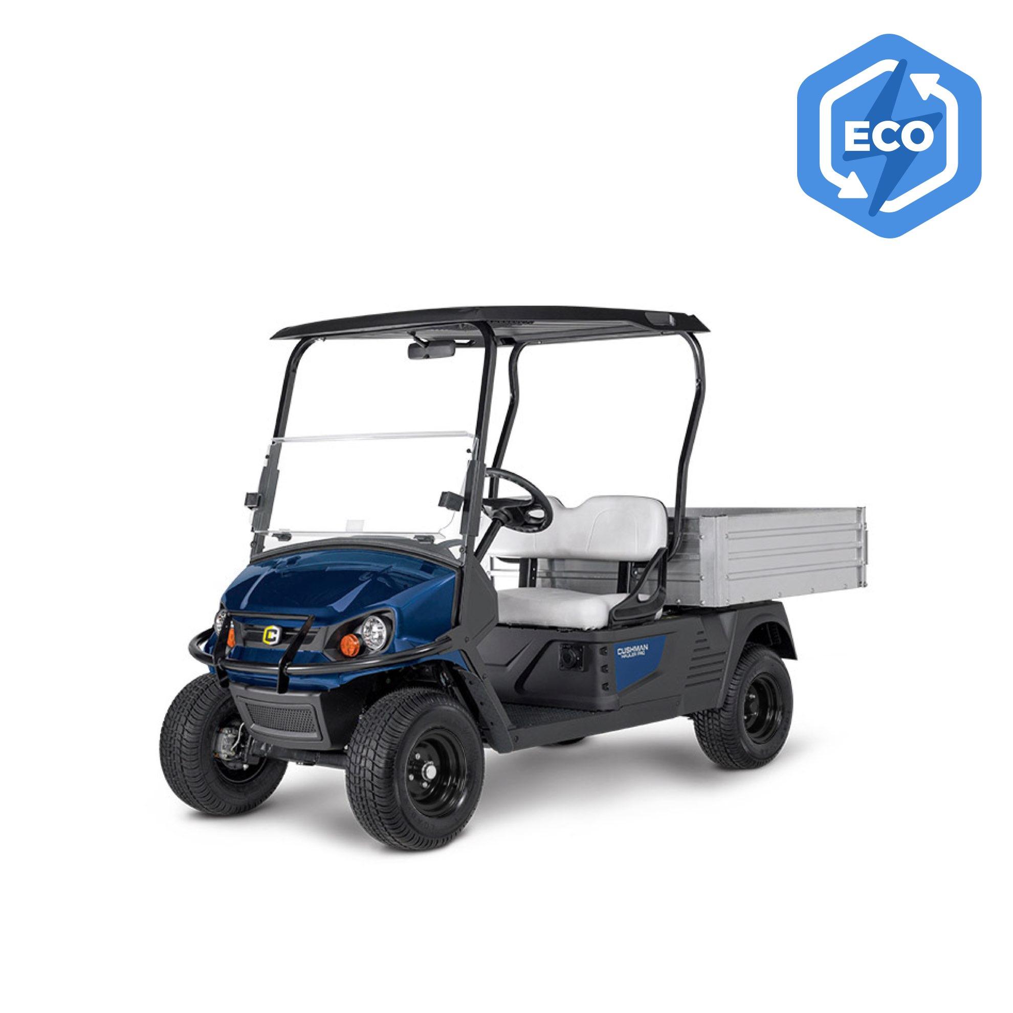 Cushman Hauler PRO Battery-powered All-terrain Vehicle