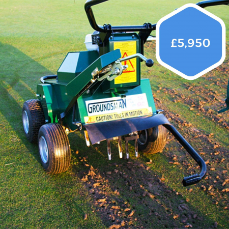 Groundsman Industries 345HD Aerator Spiker