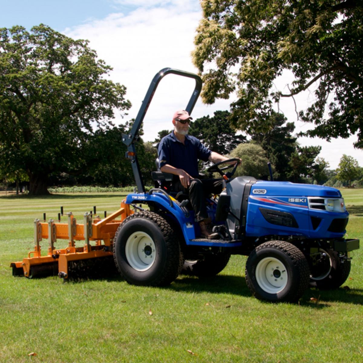 Iseki TM3267M Compact Tractor