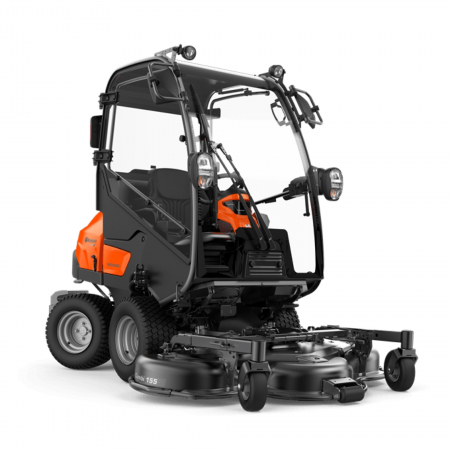 Husqvarna P 525DX Petrol-powered Commercial Front Mower (with Cab)