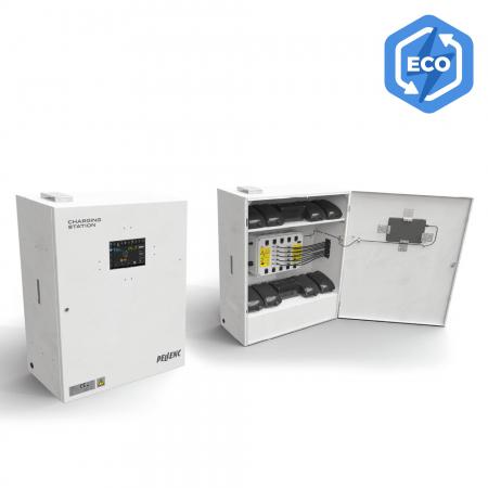 Pellenc Chata Charging Station Management System