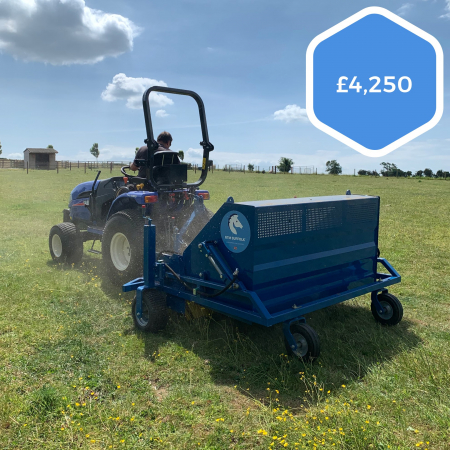 RTM Suffolk® Sweeper Collector