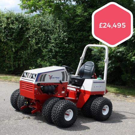 Ventrac 4500Y Multi-use Tractor
