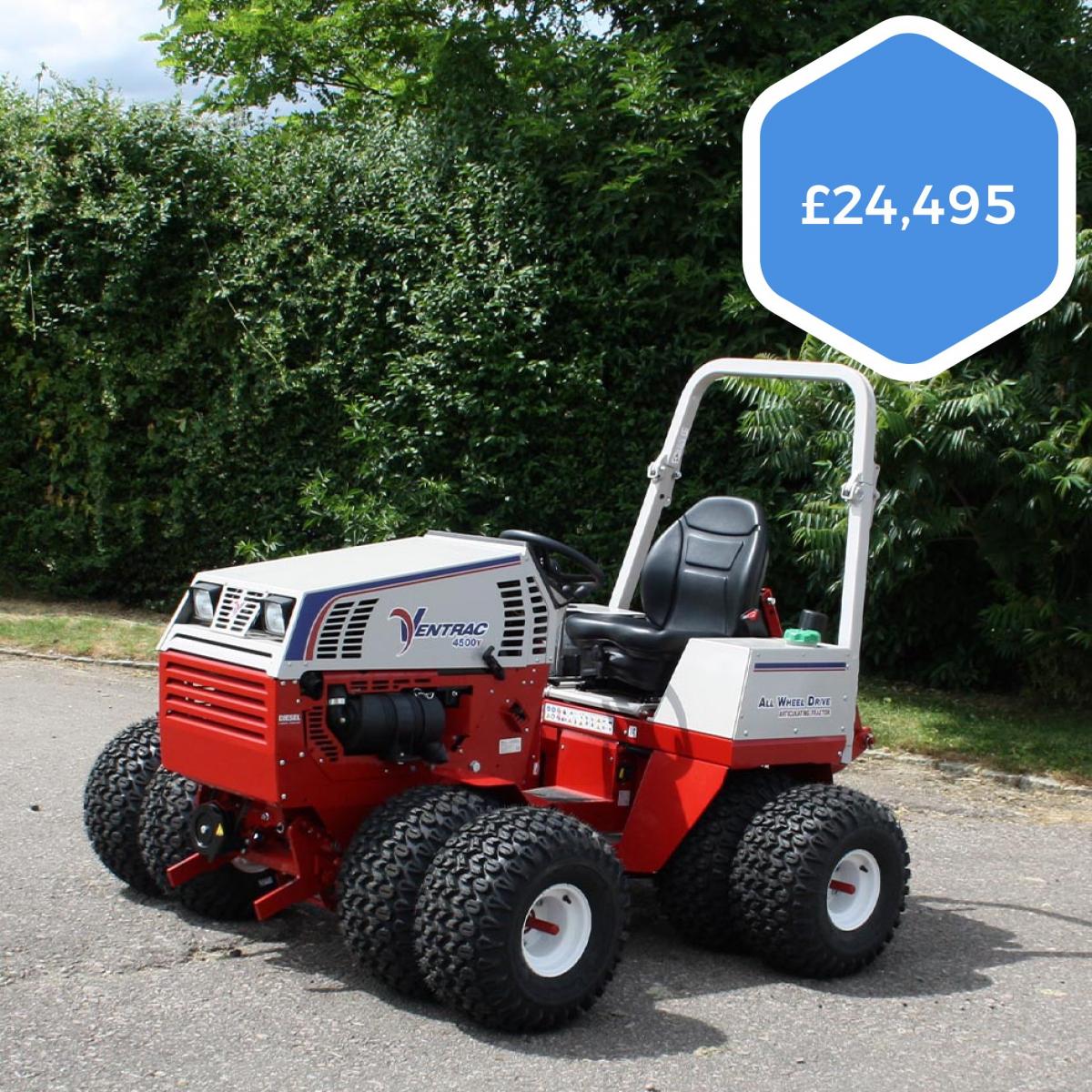 Ventrac 4500 Multi-use Tractor