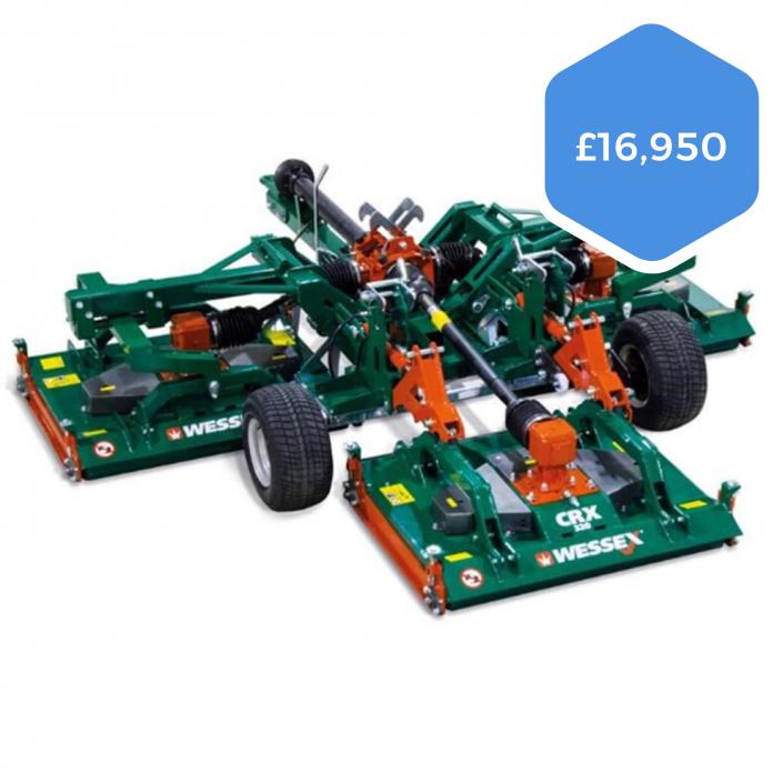 Wessex CRX-320 Roller Mower