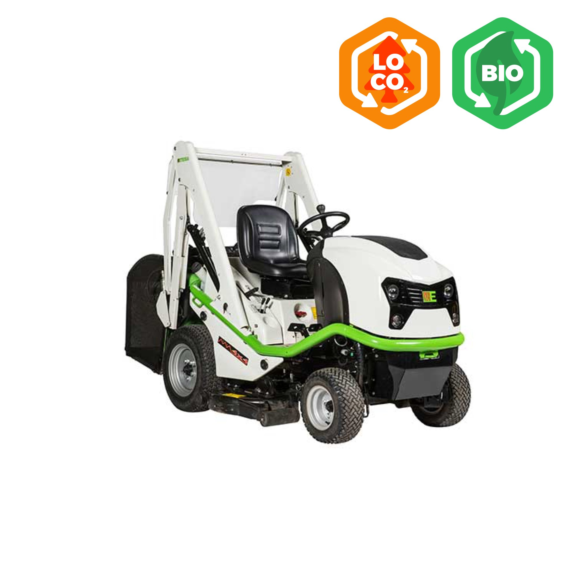 Etesia Buffalo 124 HVHPX2 Ride-on Mower