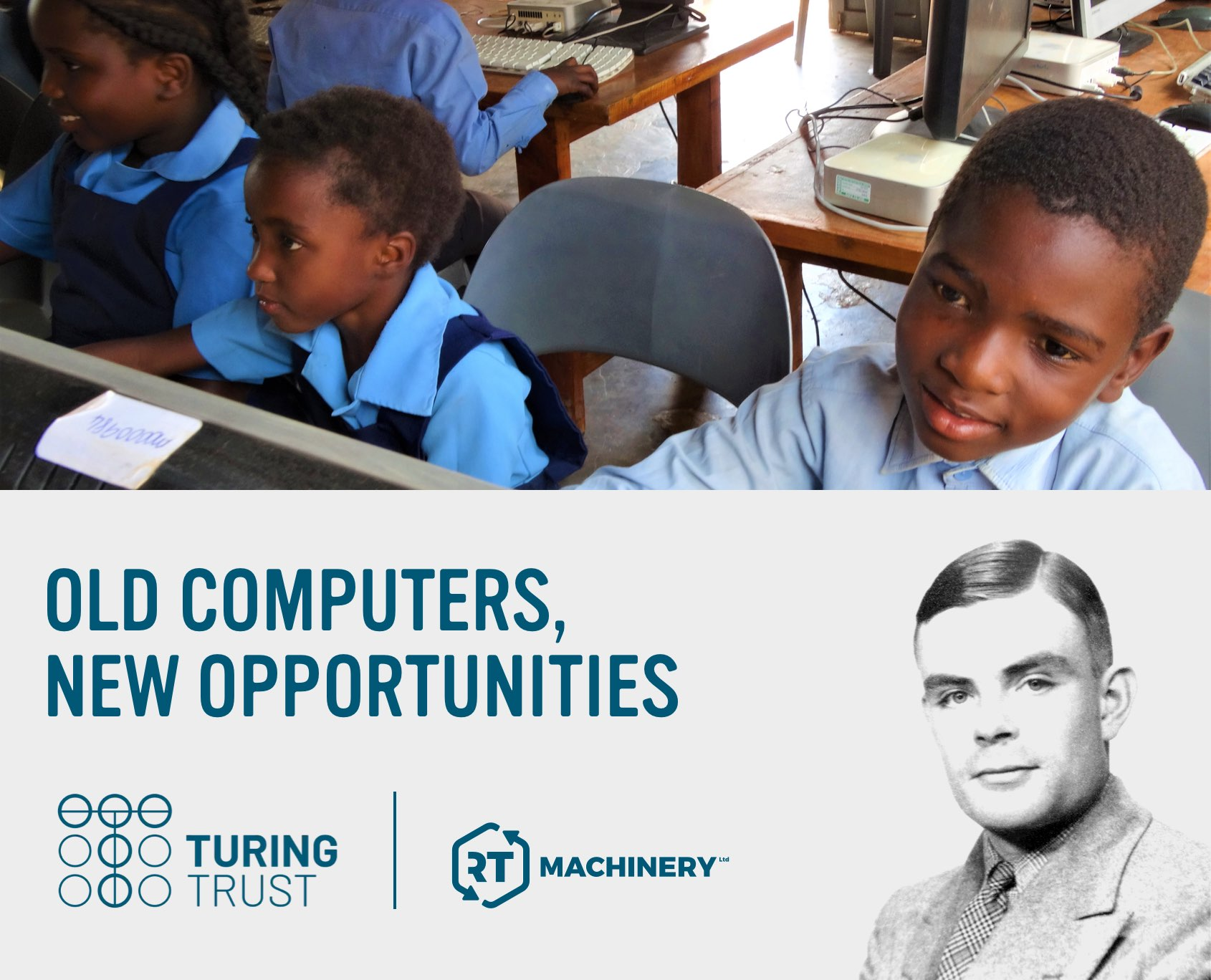 Old Computers, New Opportunities