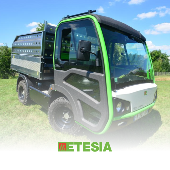 Etesia Utility Vehicles at RT Machinery