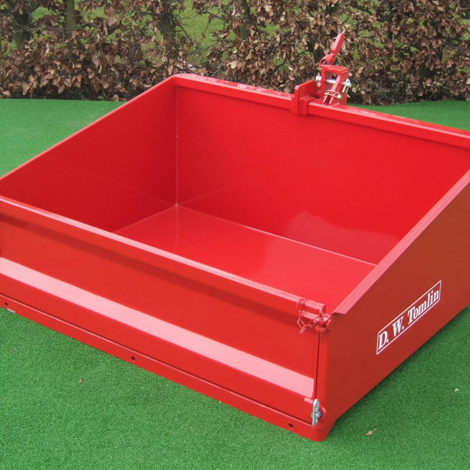D.W. Tomlin Transport Box