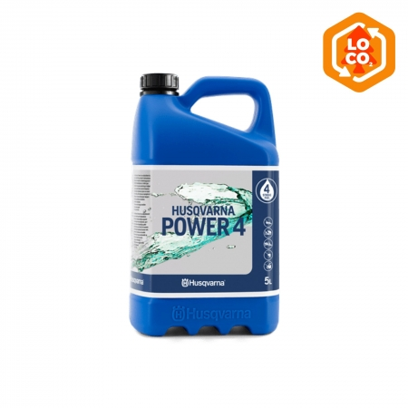 Husqvarna Power 4T 4-Stroke Replacement BIO Fuel