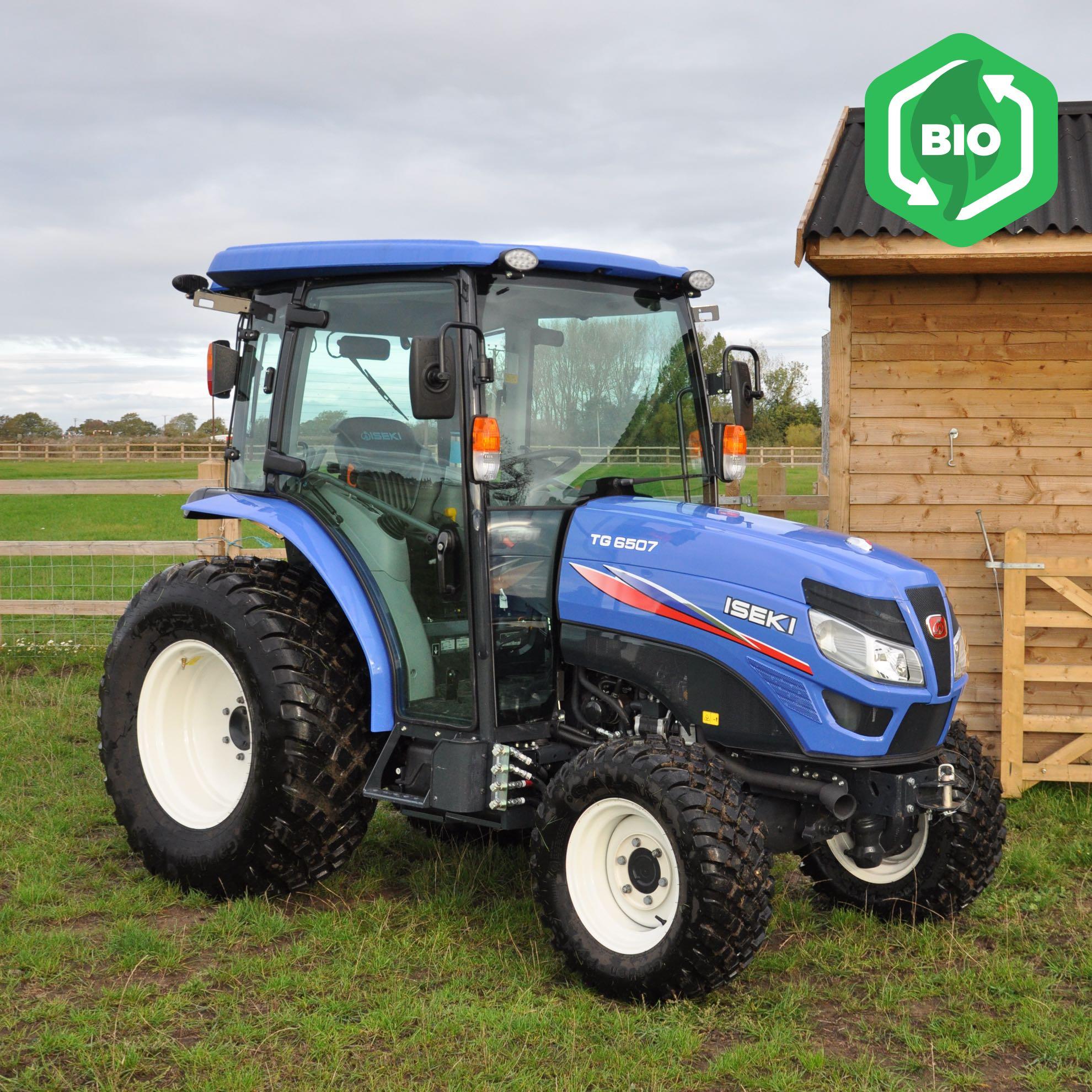 Iseki TG6507 HST + IQ Powerful Compact Tractor
