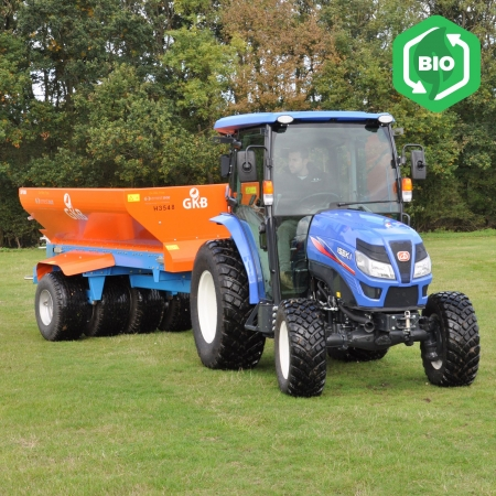 Iseki TG6687 HST + PS Powerful Compact Tractor