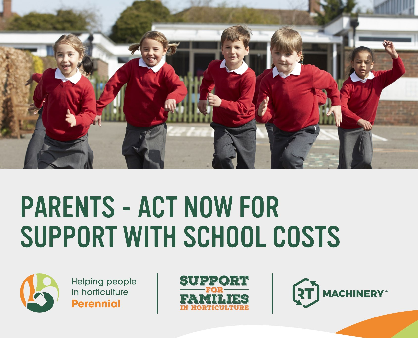 Support for Families in Horticulture
