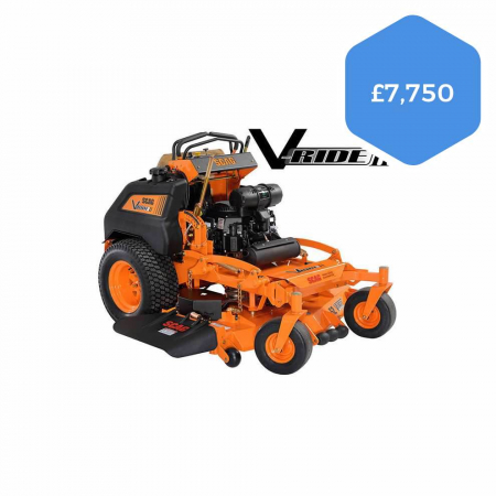 """Scag V-Ride II 36"""" Stand-on Mower"""