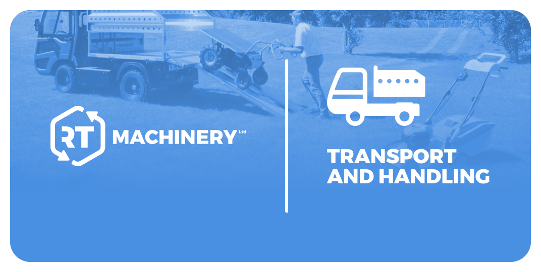 Transport and Handling at RT Machinery