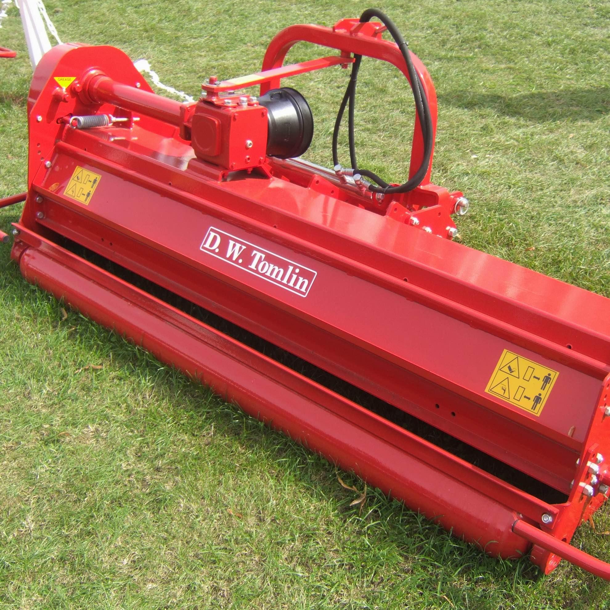 D.W. Tomlin FGH Series Flail Mower 20-50 HP
