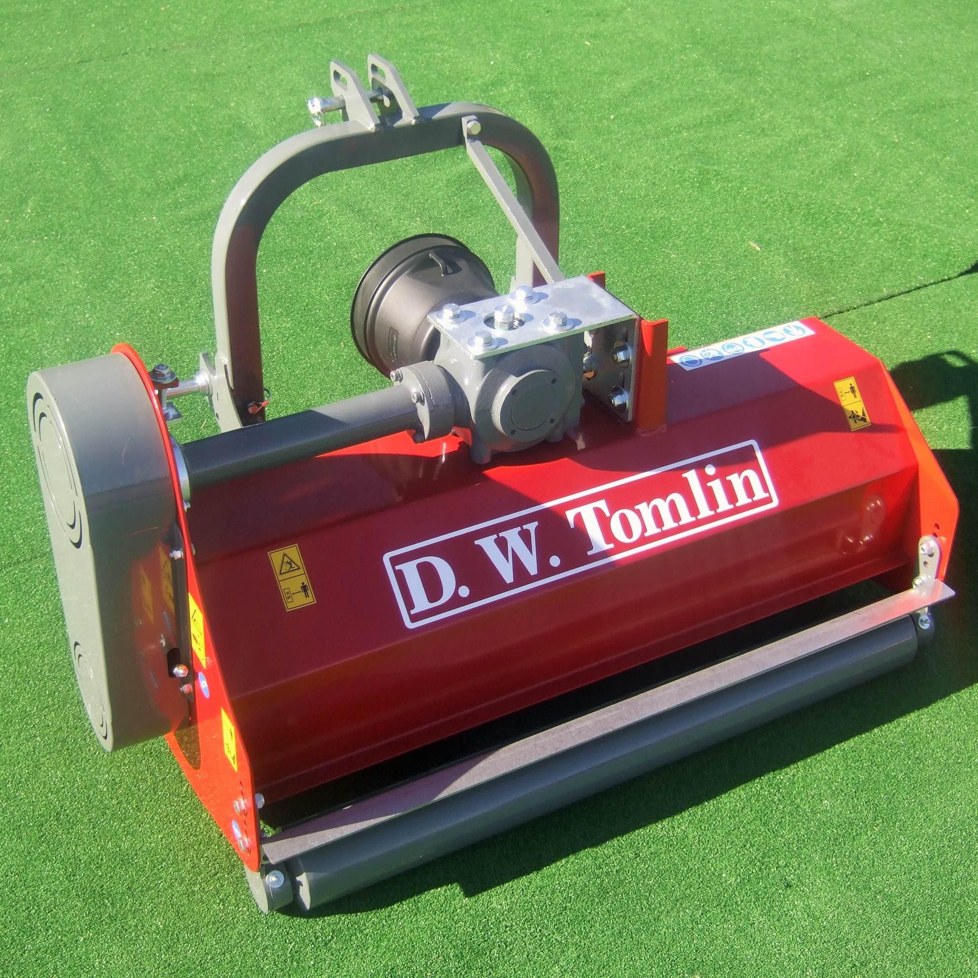 D.W. Tomlin FL Series Flail Mower 15-35 HP
