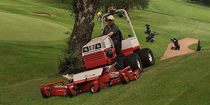Ventrac 4500 Compact Tractor