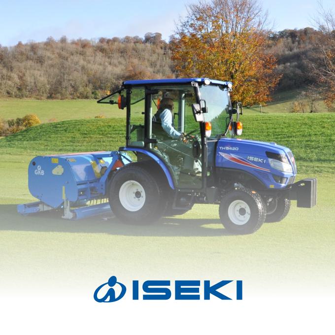 Iseki Compact Tractors