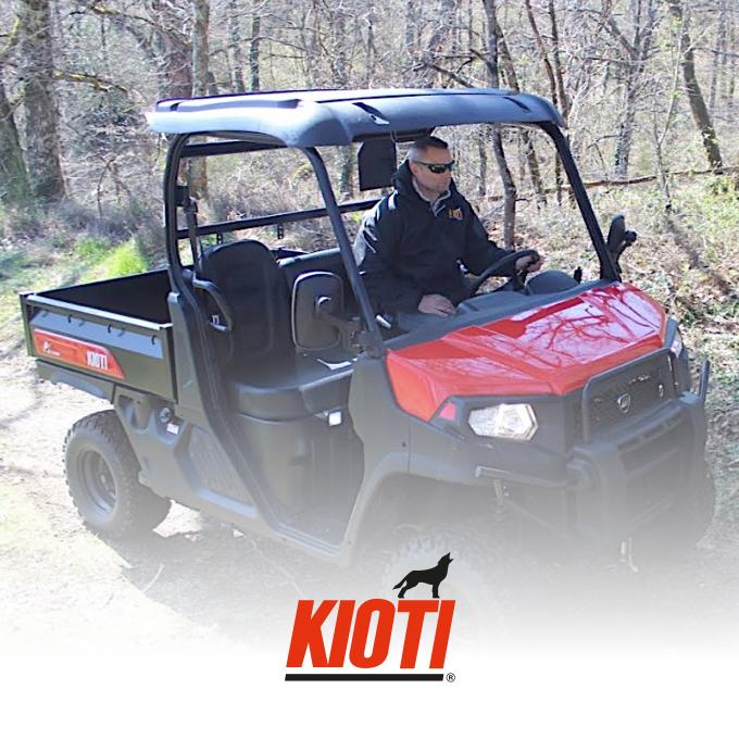 Kioti Utility Vehicles