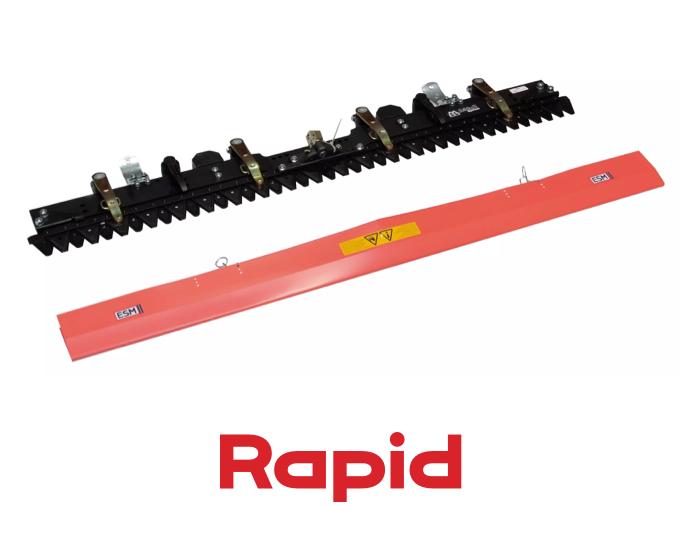 Rapid Cutter Bars Attachment