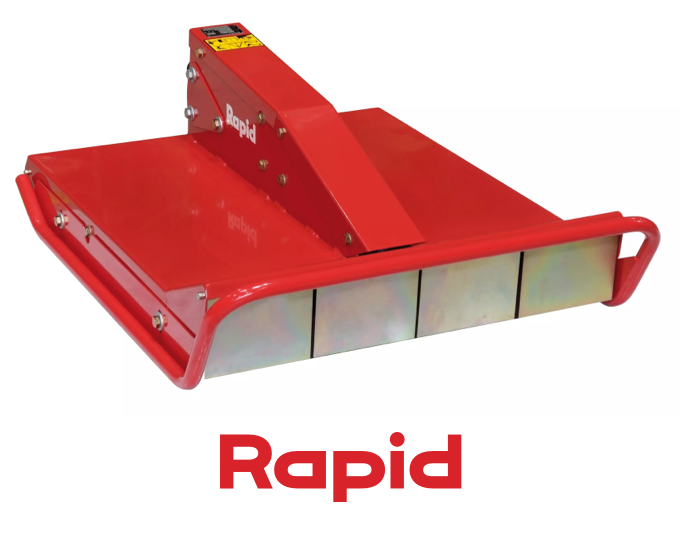 Rapid Eco-Mulcher Attachment