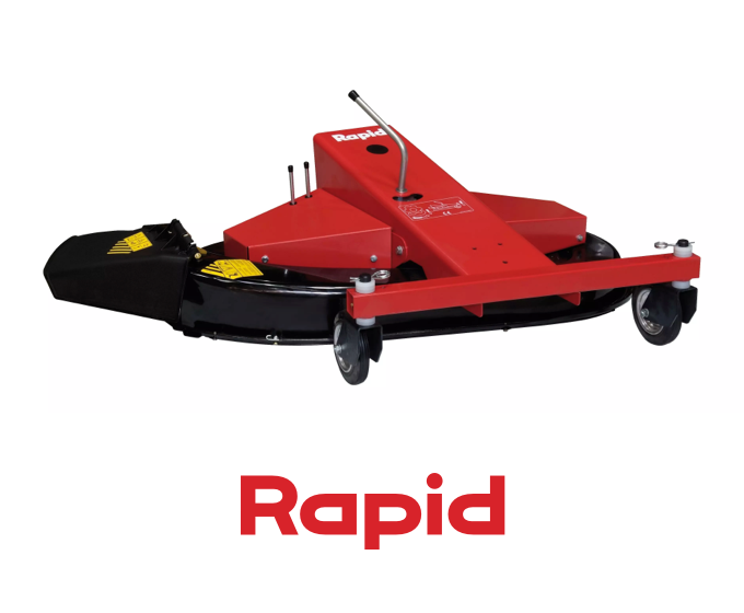 Rapid Finishing Mower Attachment