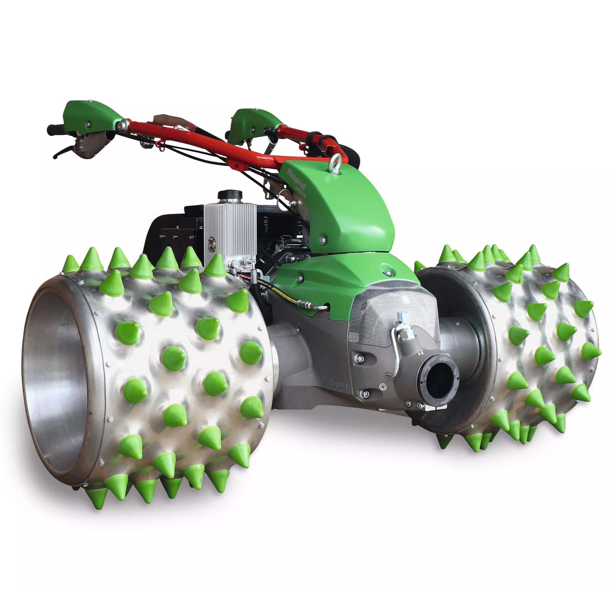 Rapid Monta Two-wheel Tractor
