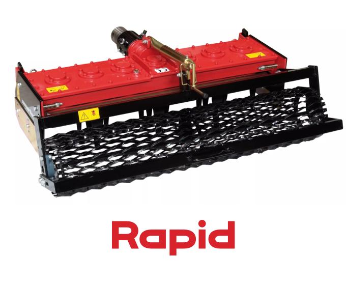 Rapid Power Harrows Attachment