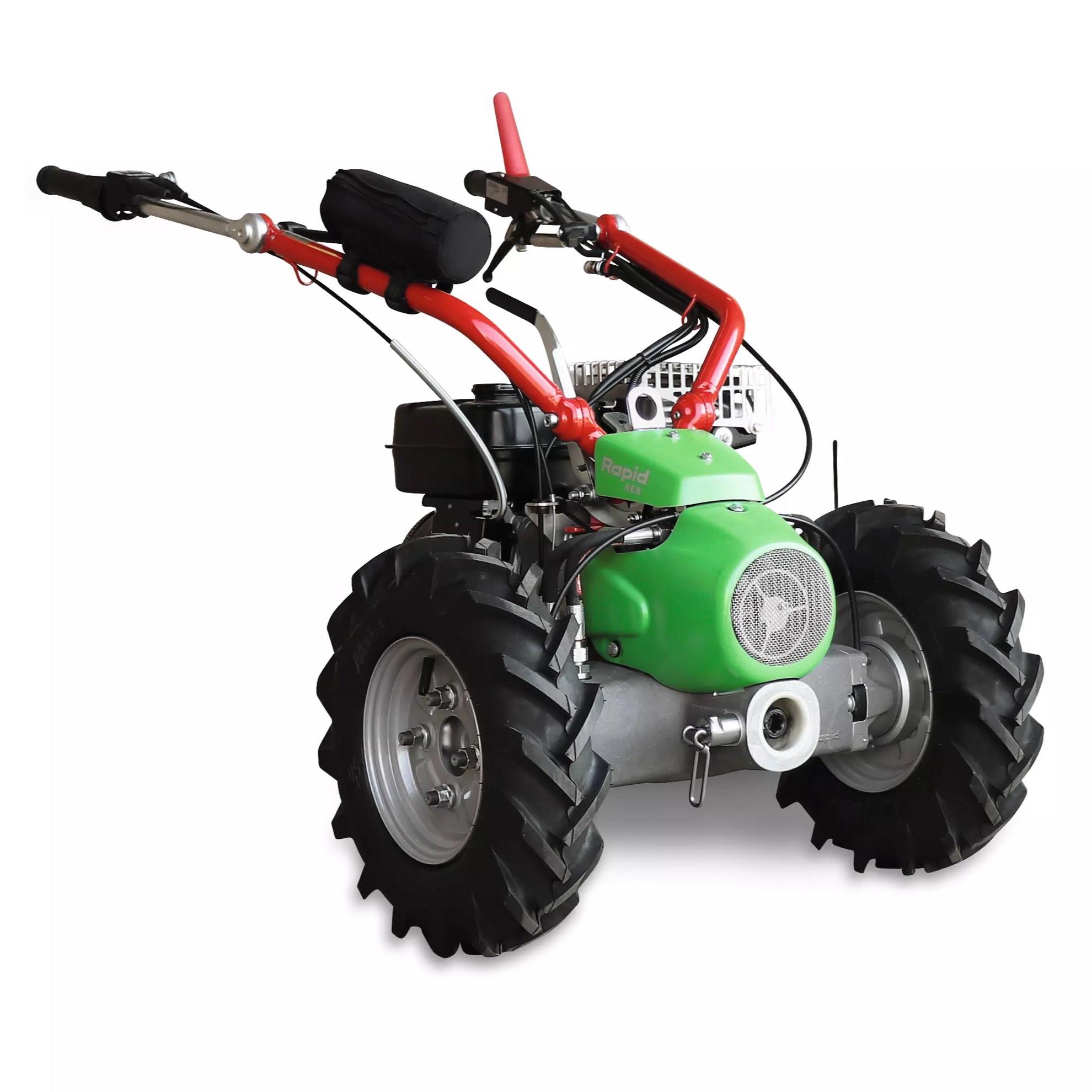 Rapid Mondo Two-wheel Tractor
