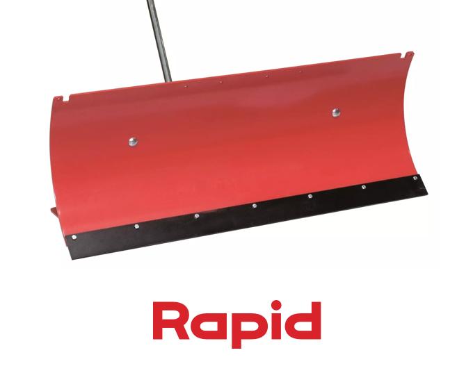 Rapid Snow Plough Attachment